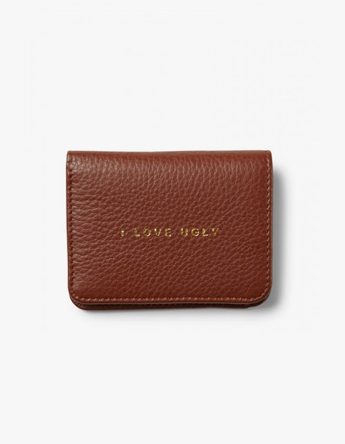 Hendrix Wallet - Brown